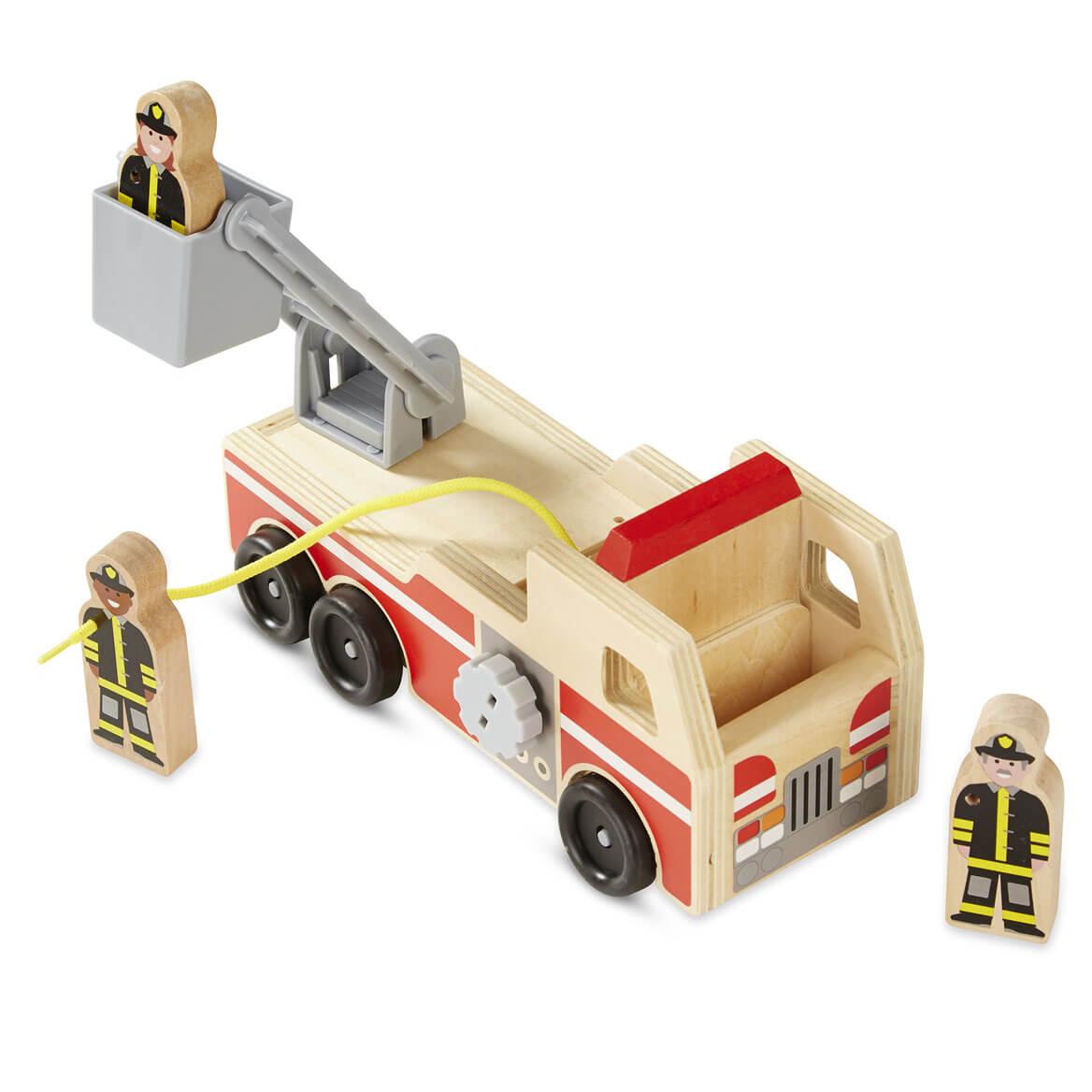 Melissa & Doug® Personalized Fire Truck-359124