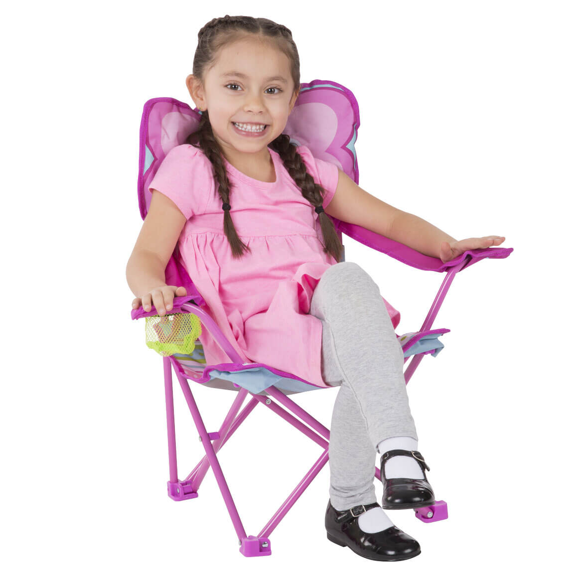 Melissa & Doug® Personalized Cutie Pie Butterfly Camp Chair-359147