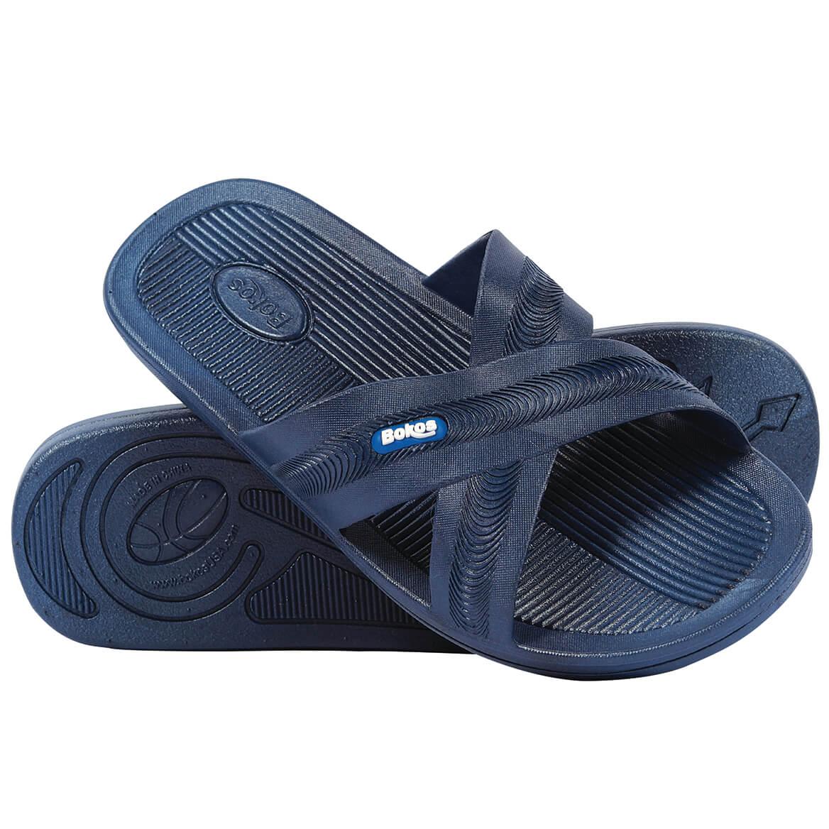 96f39b6e7 Bokos Men s Rubber Sandals - Mens Sandals - Miles Kimball
