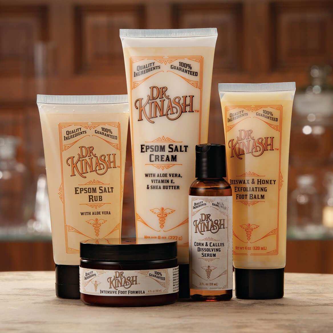 Dr. Kinash™ Beeswax & Honey Foot Balm, 4 oz.-360003