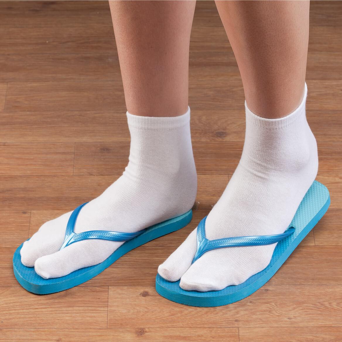 Split-Toe Flip Flop Socks, 1 Pair-360122