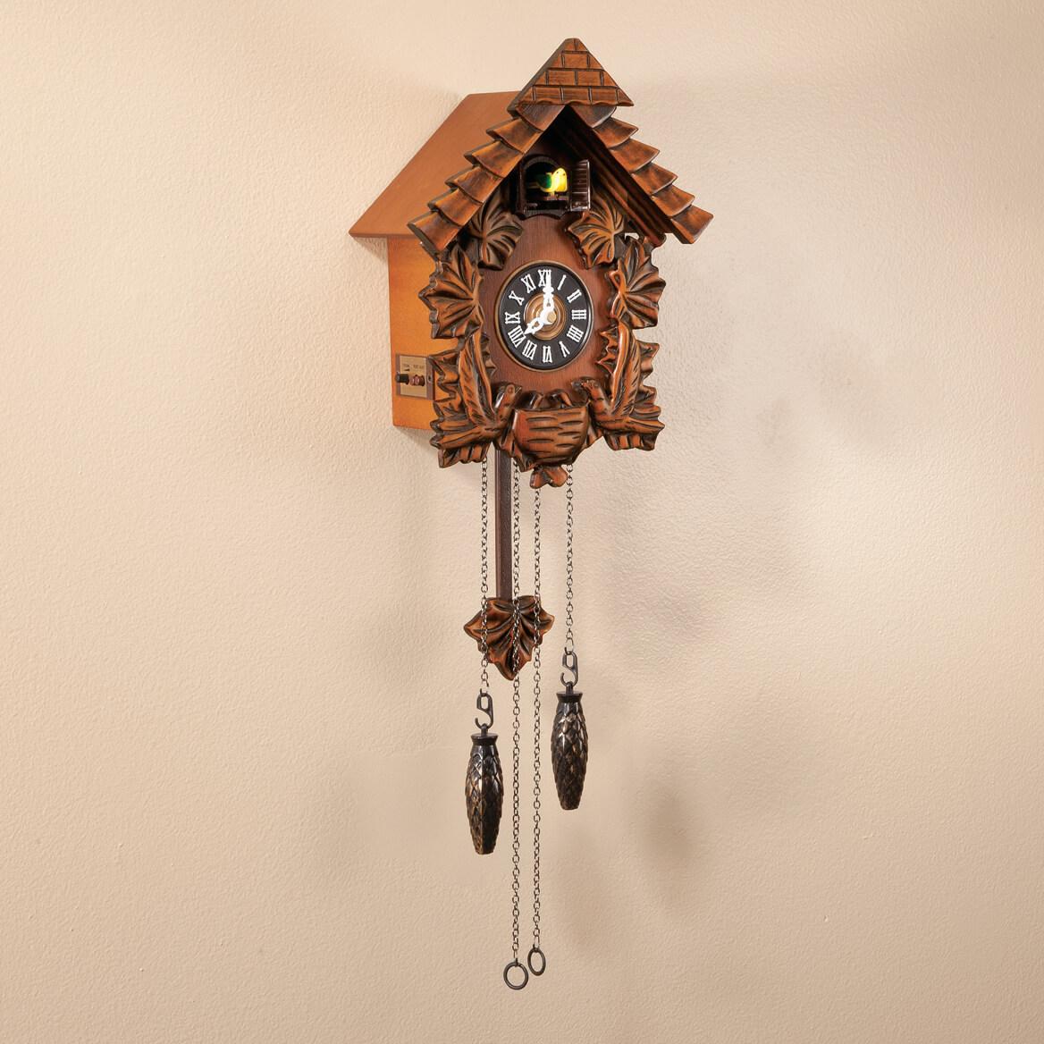 Traditional Wooden Cuckoo Clock-360603