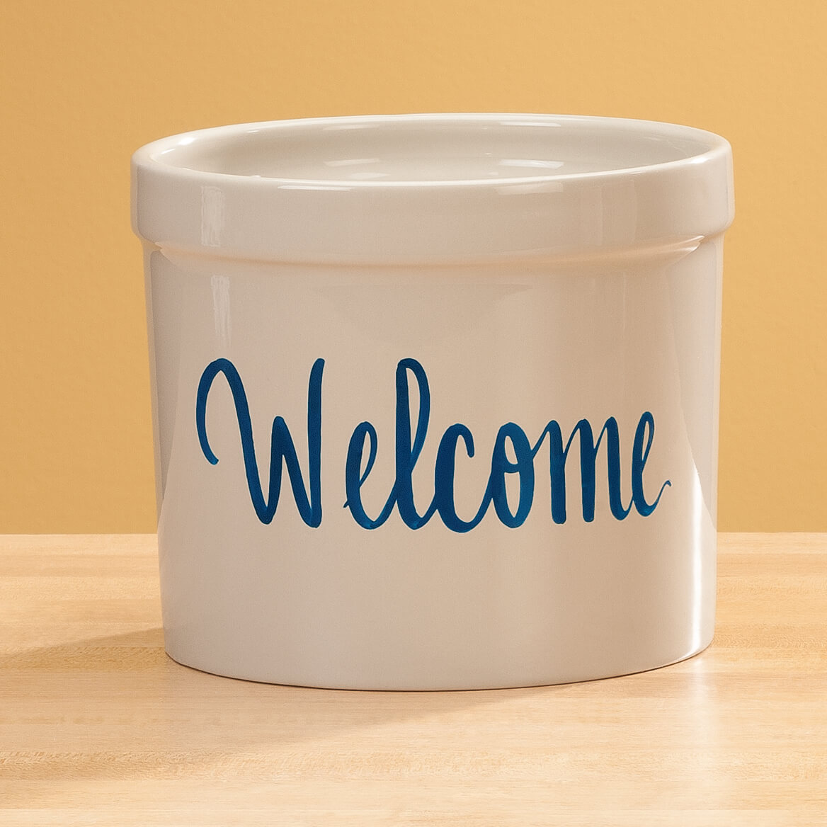 Personalized Stoneware Crock 3 Quart-360771