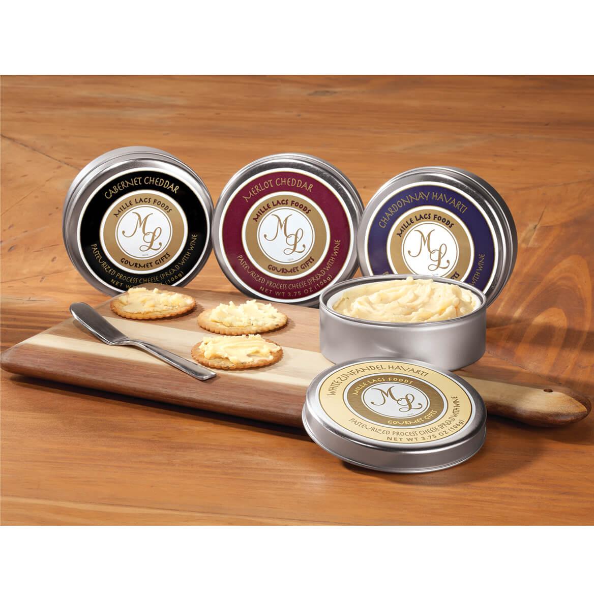 Cabernet Cheddar Cheese Spread, 3.75 oz.-361073