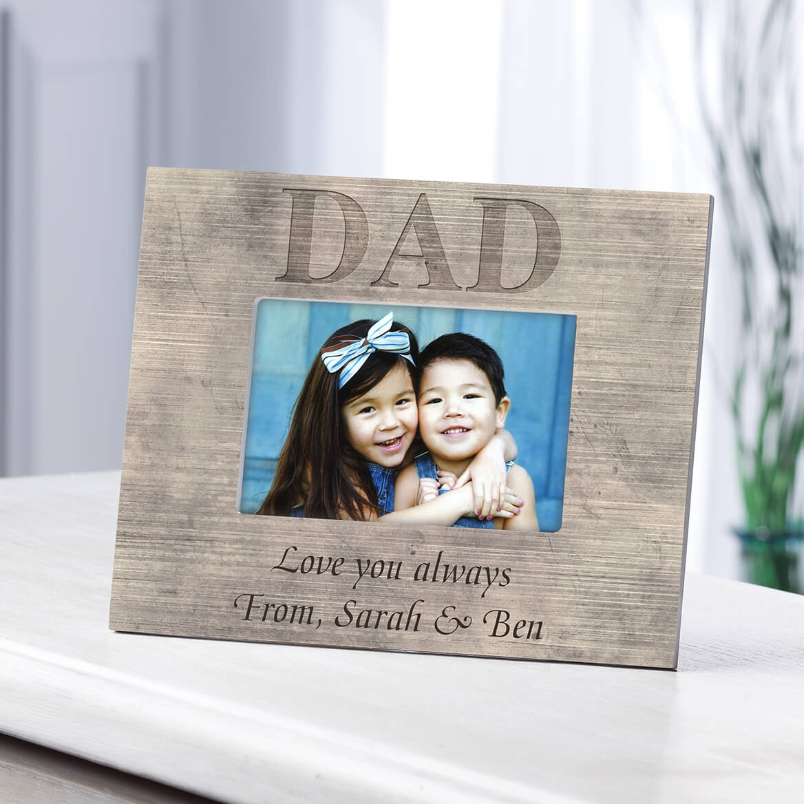 Personalized Shiplap Dad Frame-361184