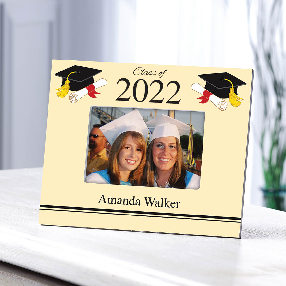 Personalized Cap & Scroll Graduation Frame-361266