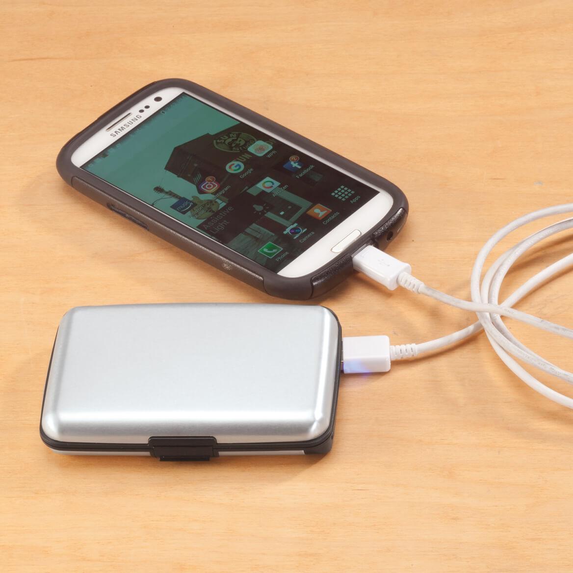 2 in 1 RFID Accordion Power Wallet-361577