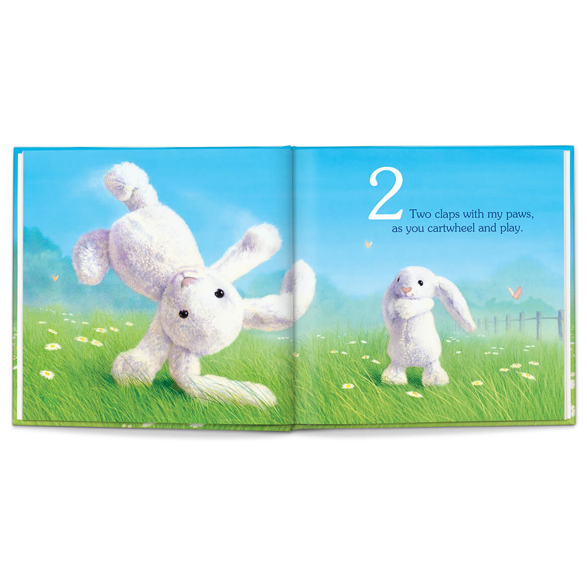 Personalized My Snuggle Bunny Storybook-361607