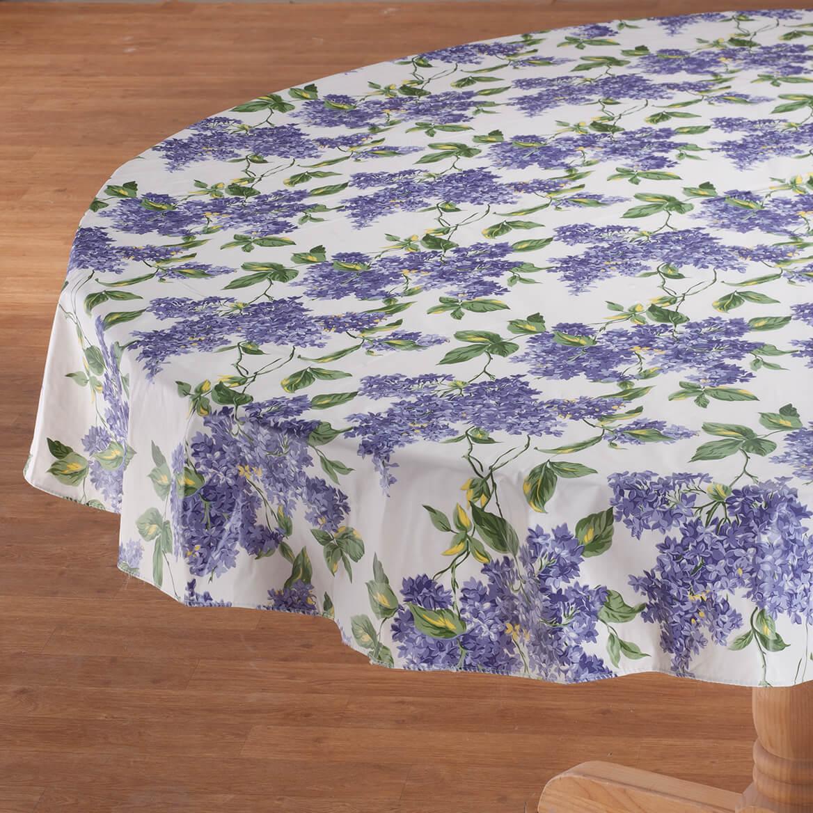 Fresh Lilac Premium Vinyl Tablecover-361654