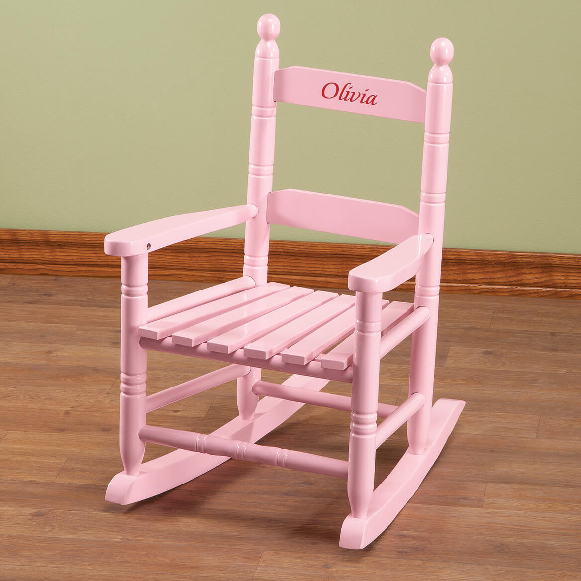 Personalized Rocking Chair for Toddlers – Miles Kimball