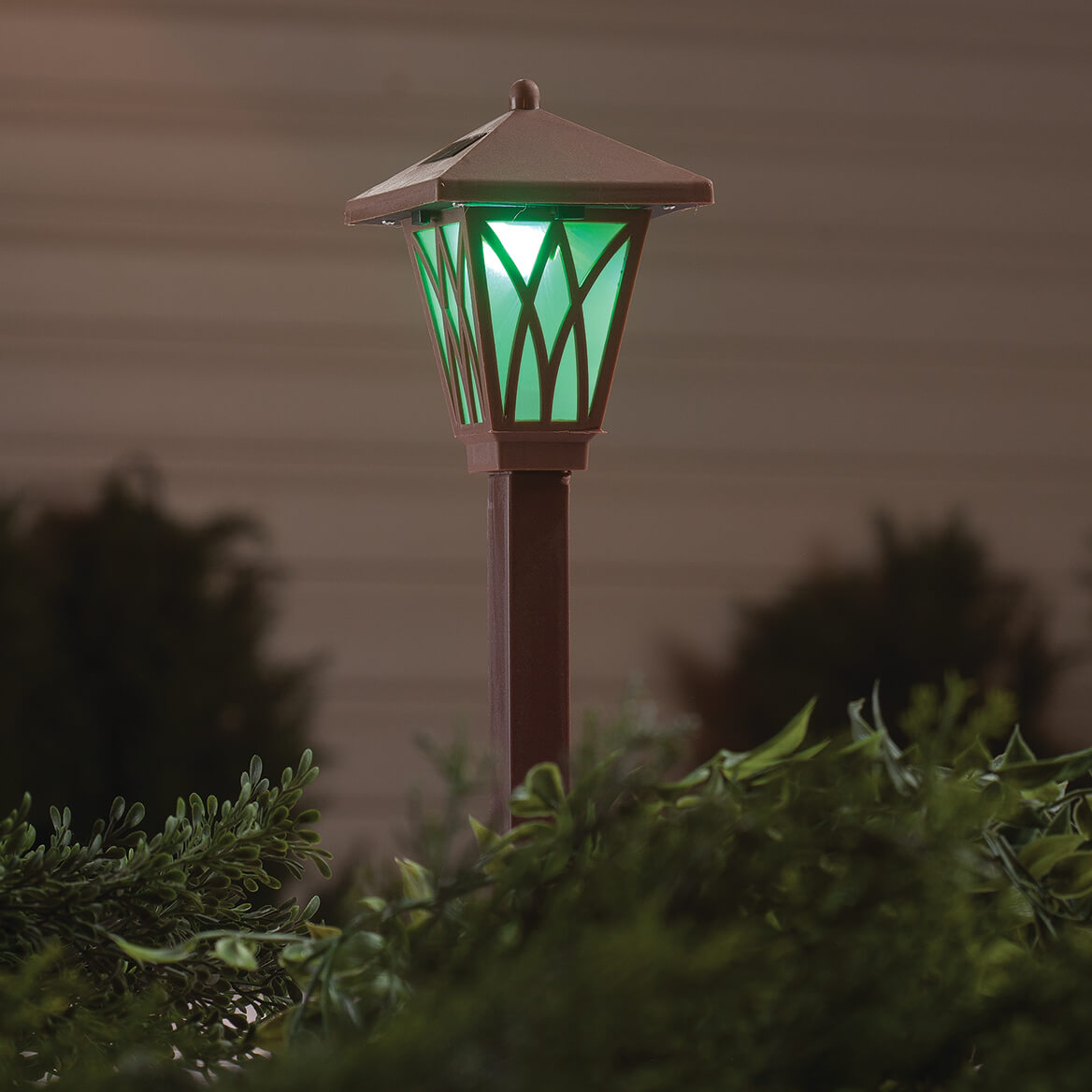 Brown Color Changing Solar Light-361846
