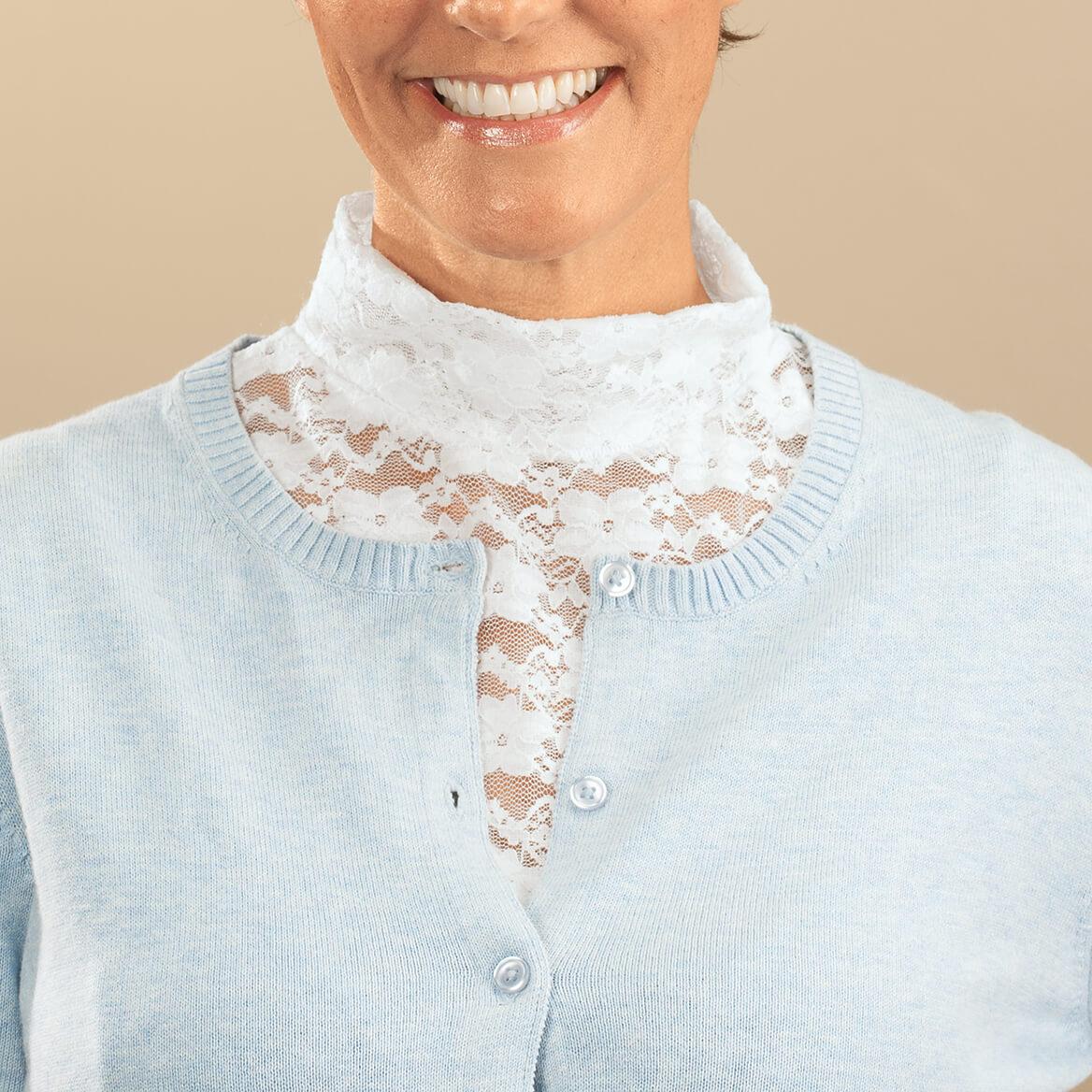 Long Lace Modesty Dicky-362425