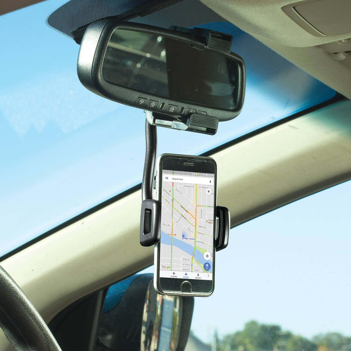 Rearview Mirror Phone & GPS Mount-362527