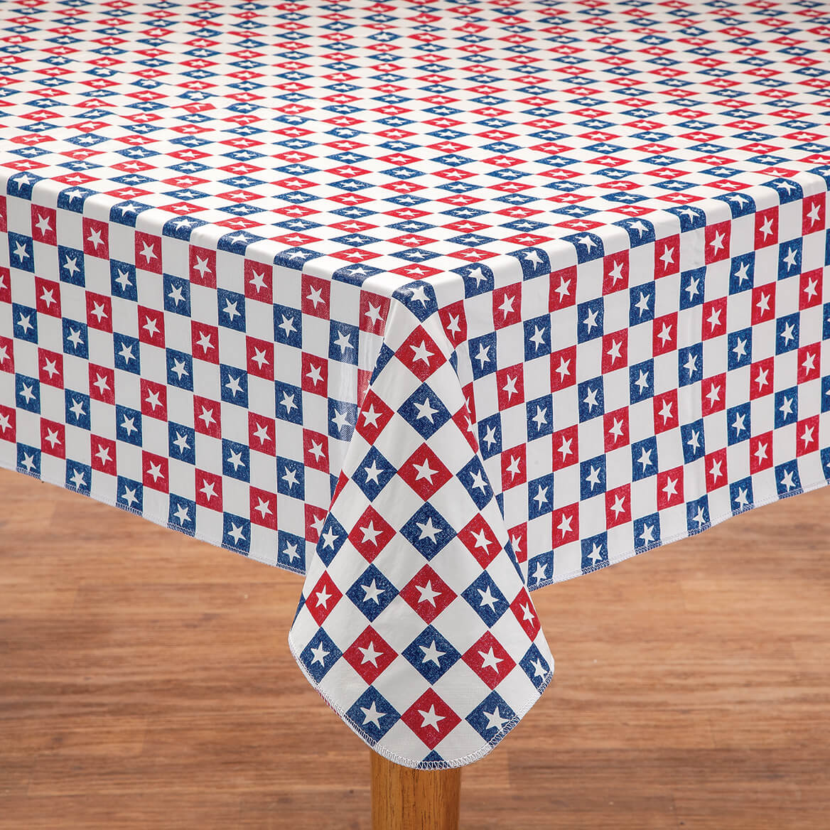 American Stars Vinyl Drop Tablecover-362738