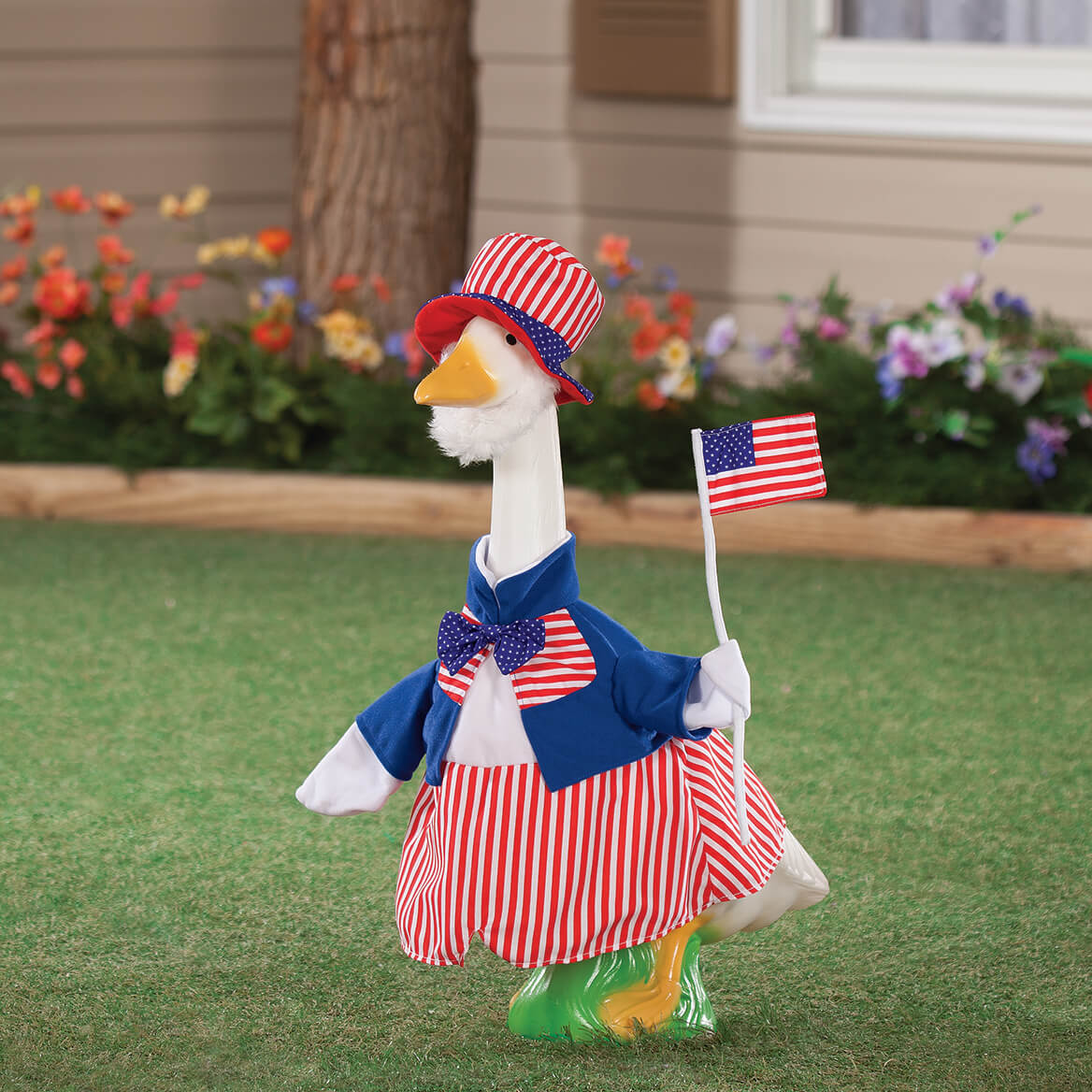 Uncle Sam Goose Outfit-362813