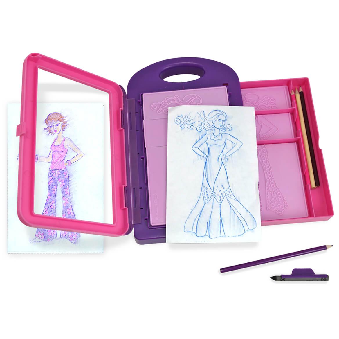 Melissa & Doug® Fashion Design Activity Kit-362862