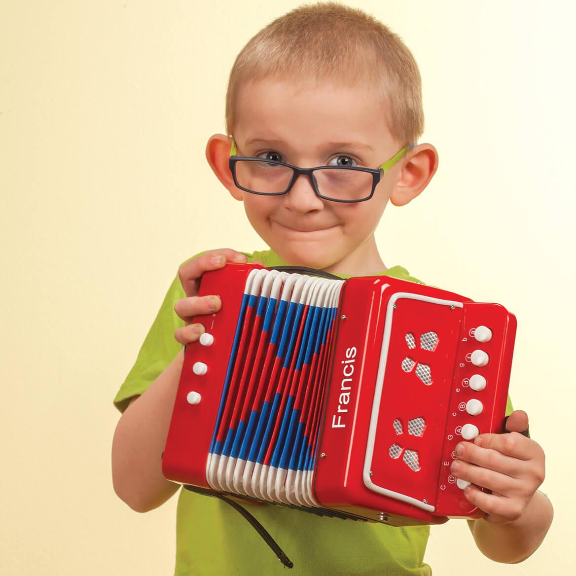 Personalized Children's Accordion-363139
