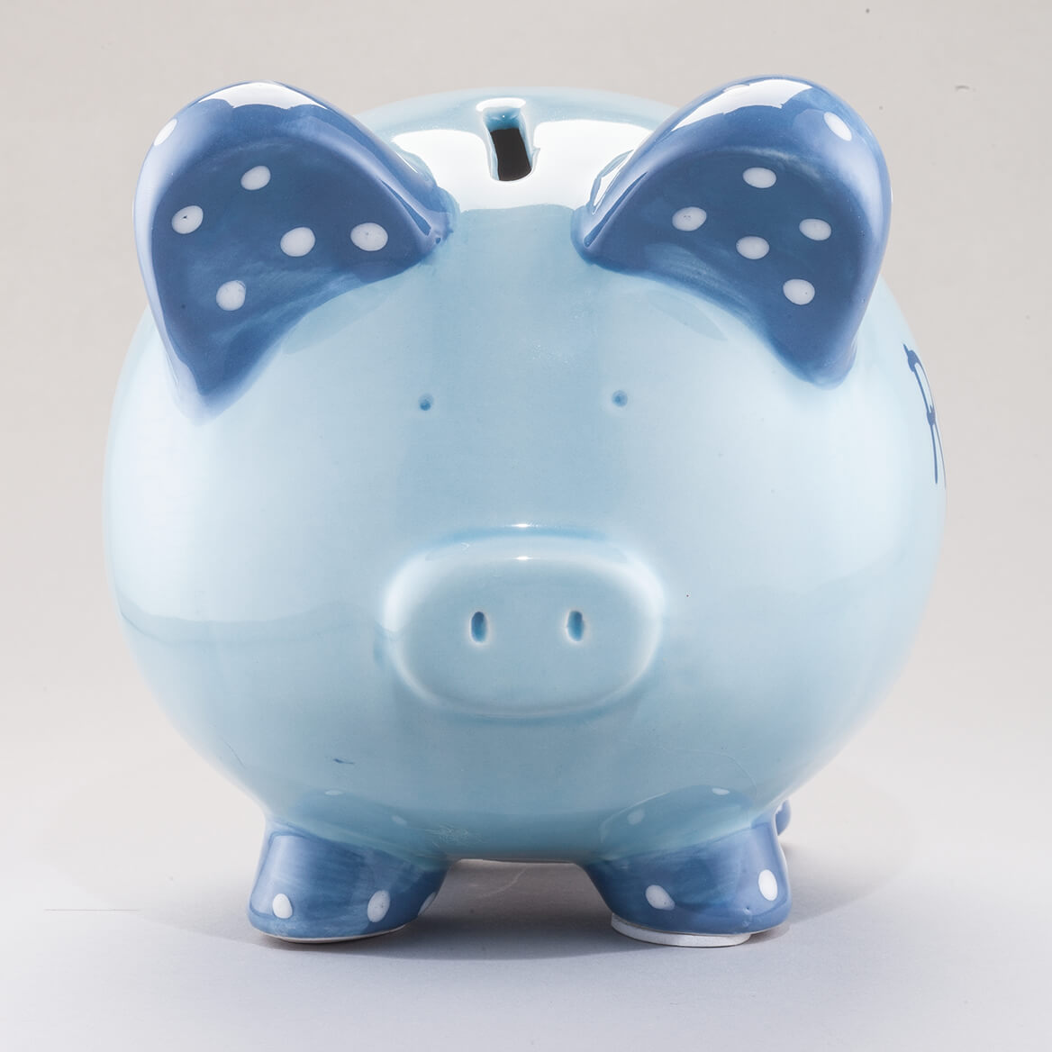 Personalized Kid's Font Piggy Bank-363299