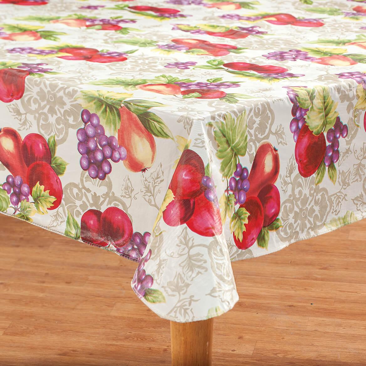 Fruit Harvest Vinyl Tablecover-363463