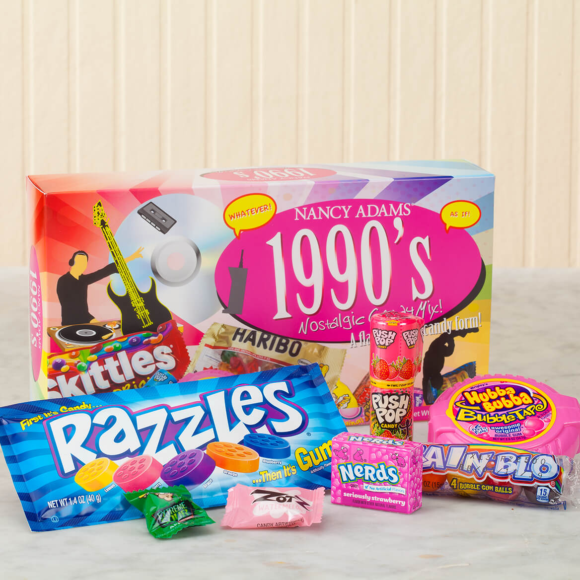 Nostalgic Candy - Miles Kimball