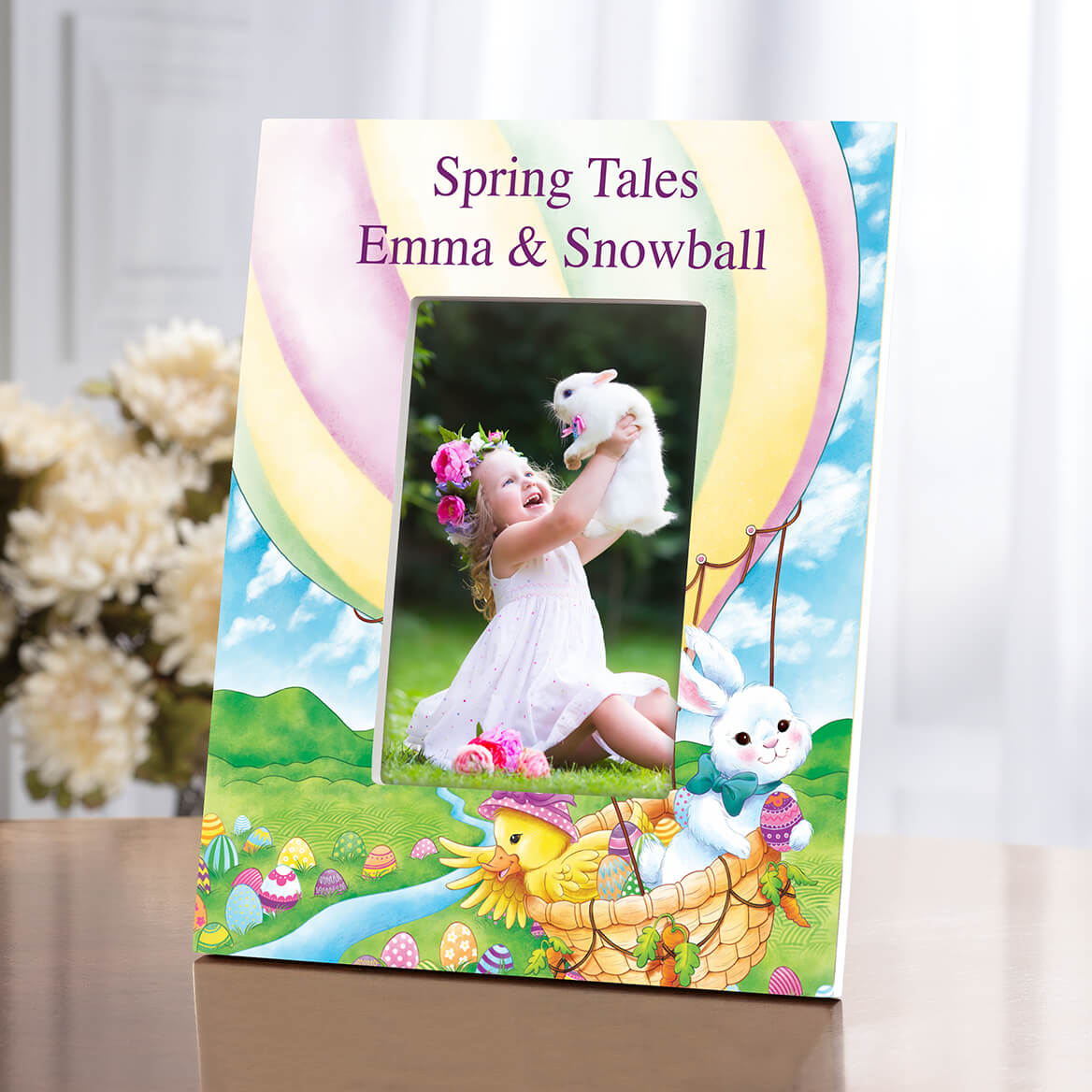 Personalized Spring Tales Frame-364647