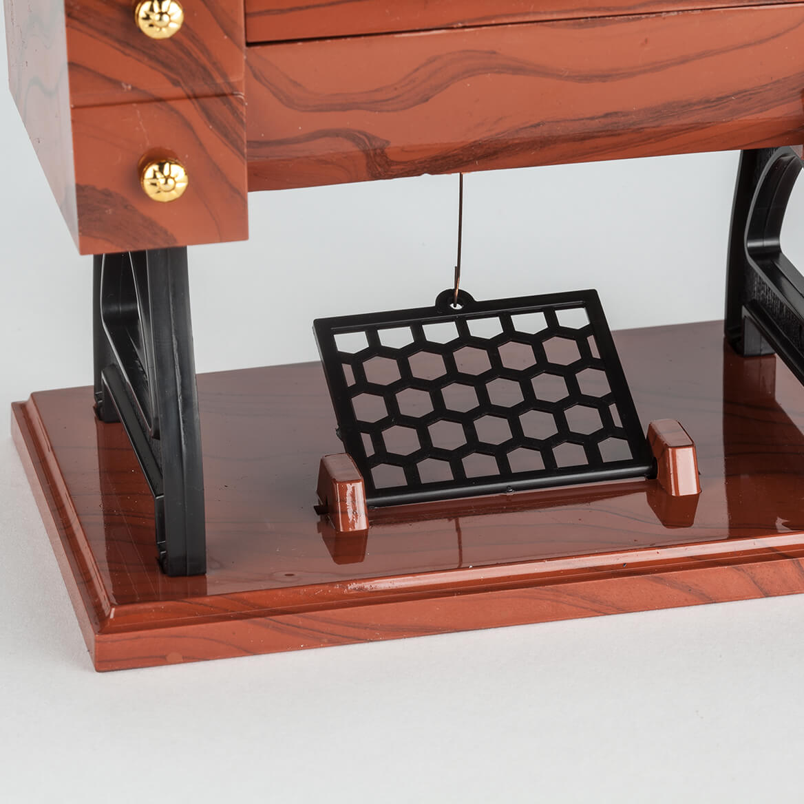 Vintage Sewing Machine Music Box-364682