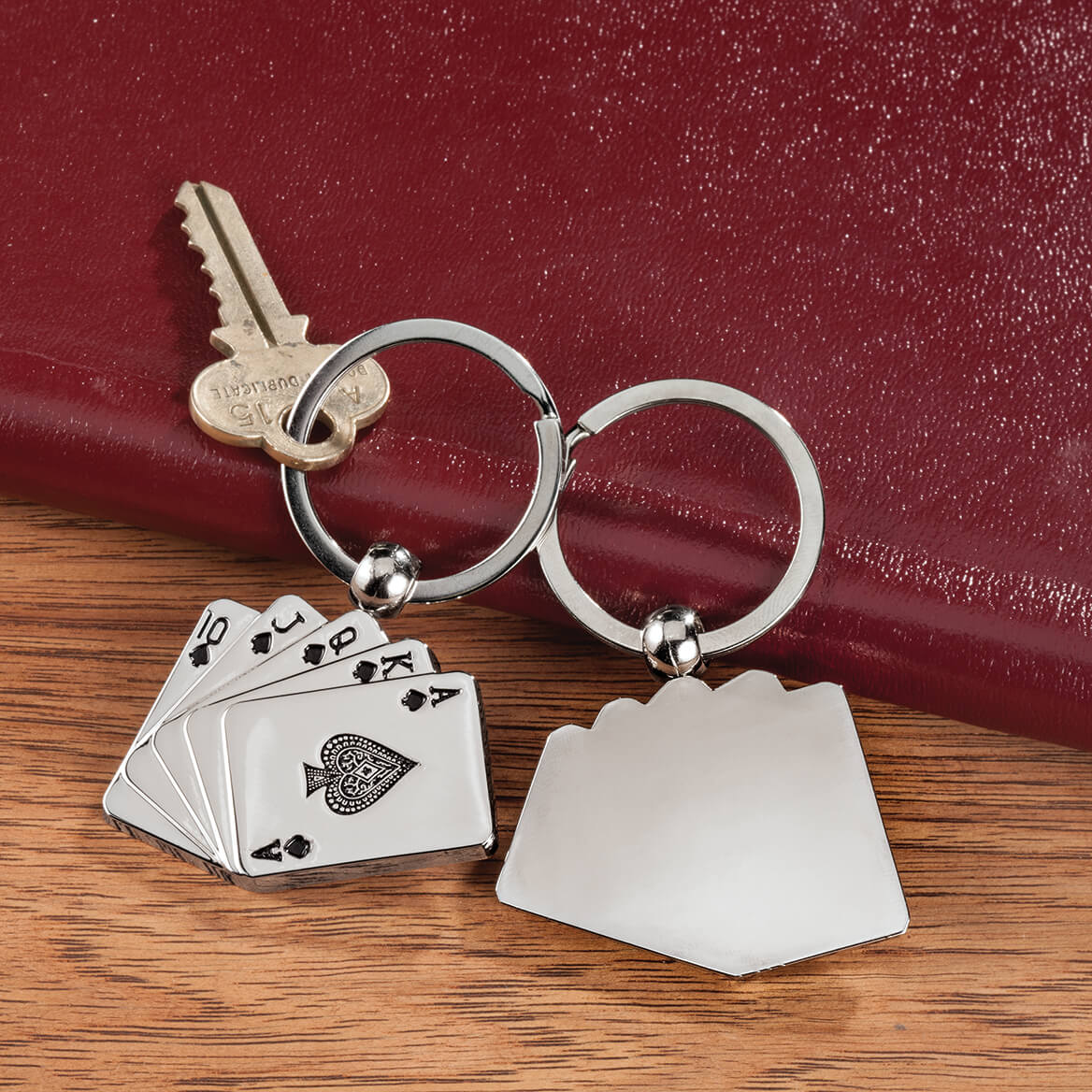 Playing Cards Key Chain-364856