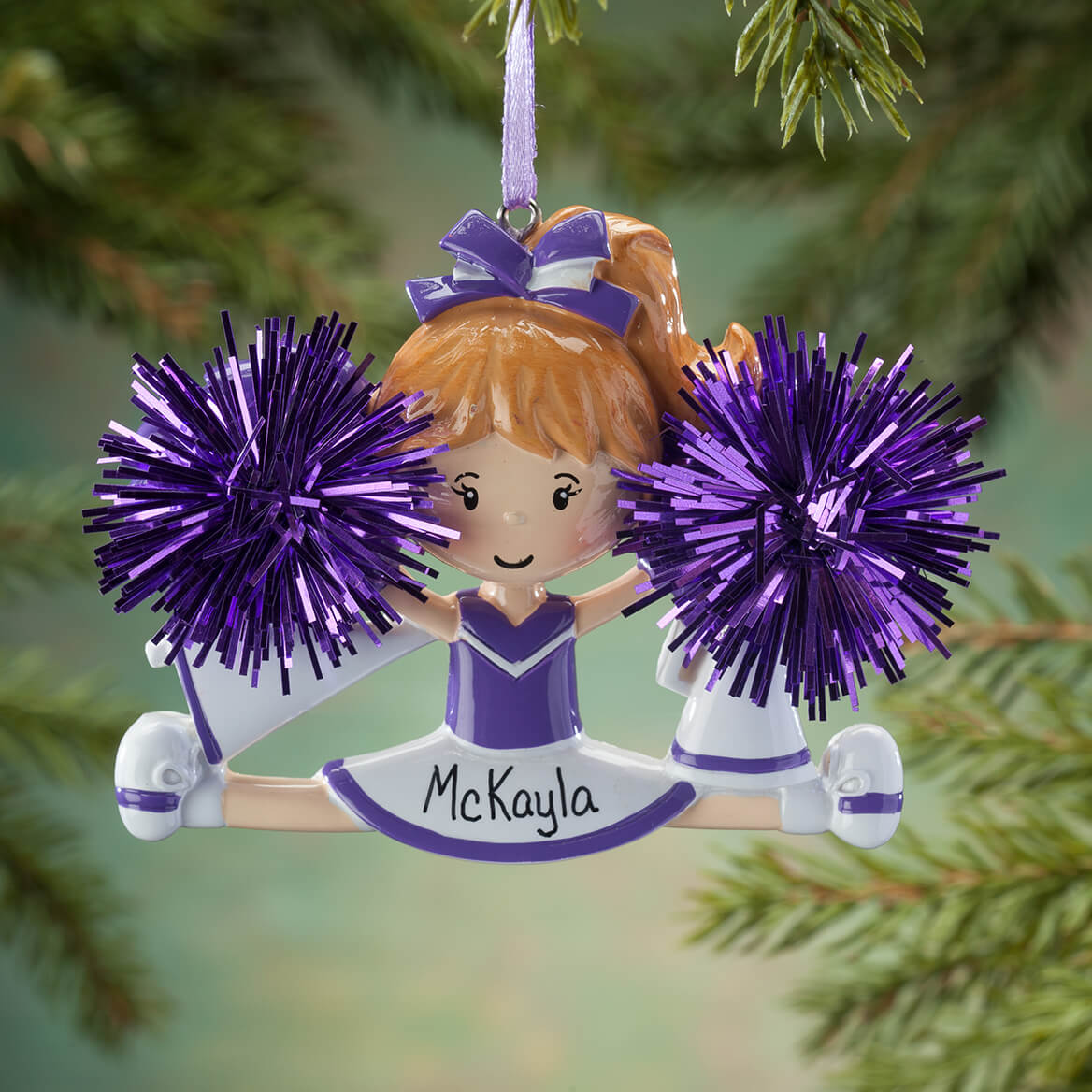 Personalized Cheer Ornament-364906