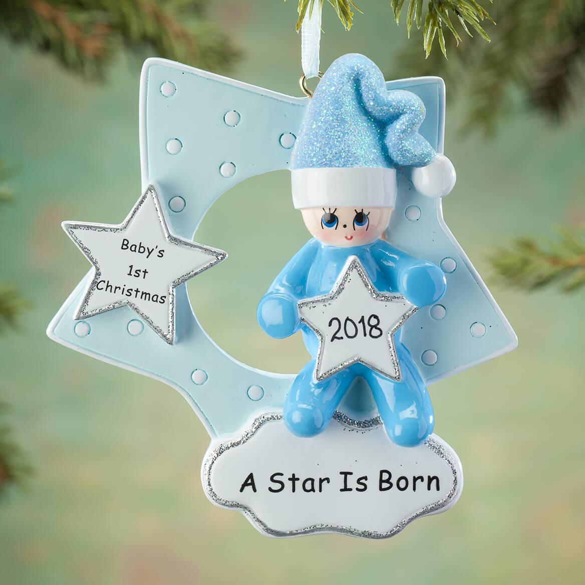 c206ae420ad ... Personalized A Star Is Born Ornament-364911