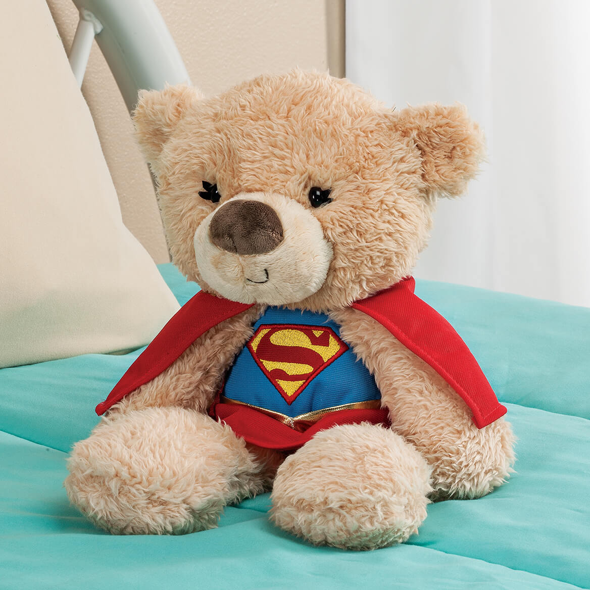 3ba42c3afe3a1 Personalized Supergirl Teddy Bear-365392 Personalized Supergirl Teddy Bear -365392
