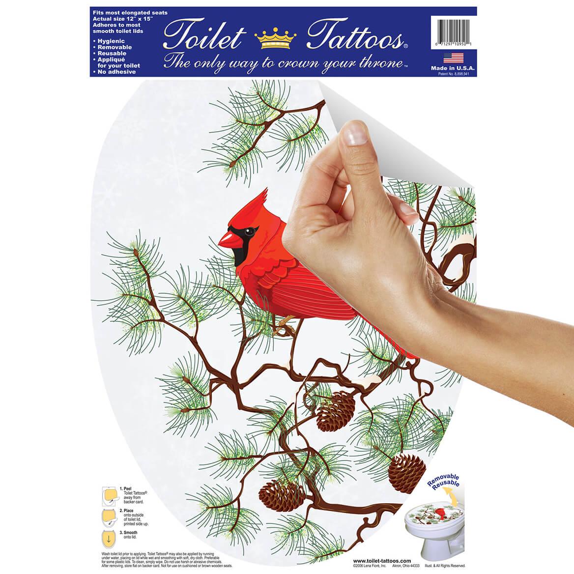 Holiday Toilet Tattoos-365414