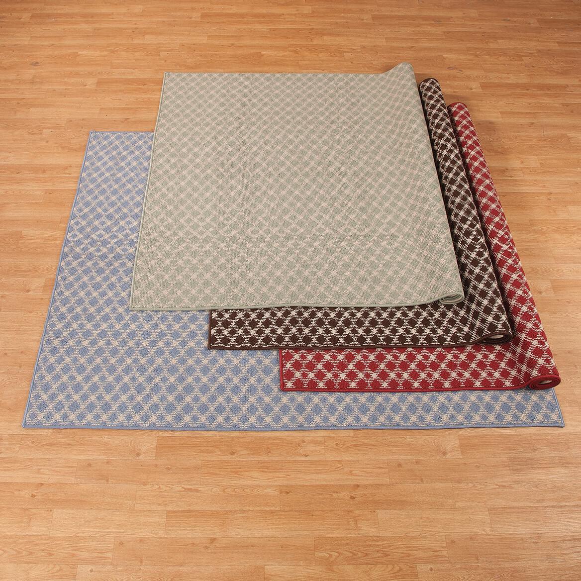 Diamond Pattern Rug-365680