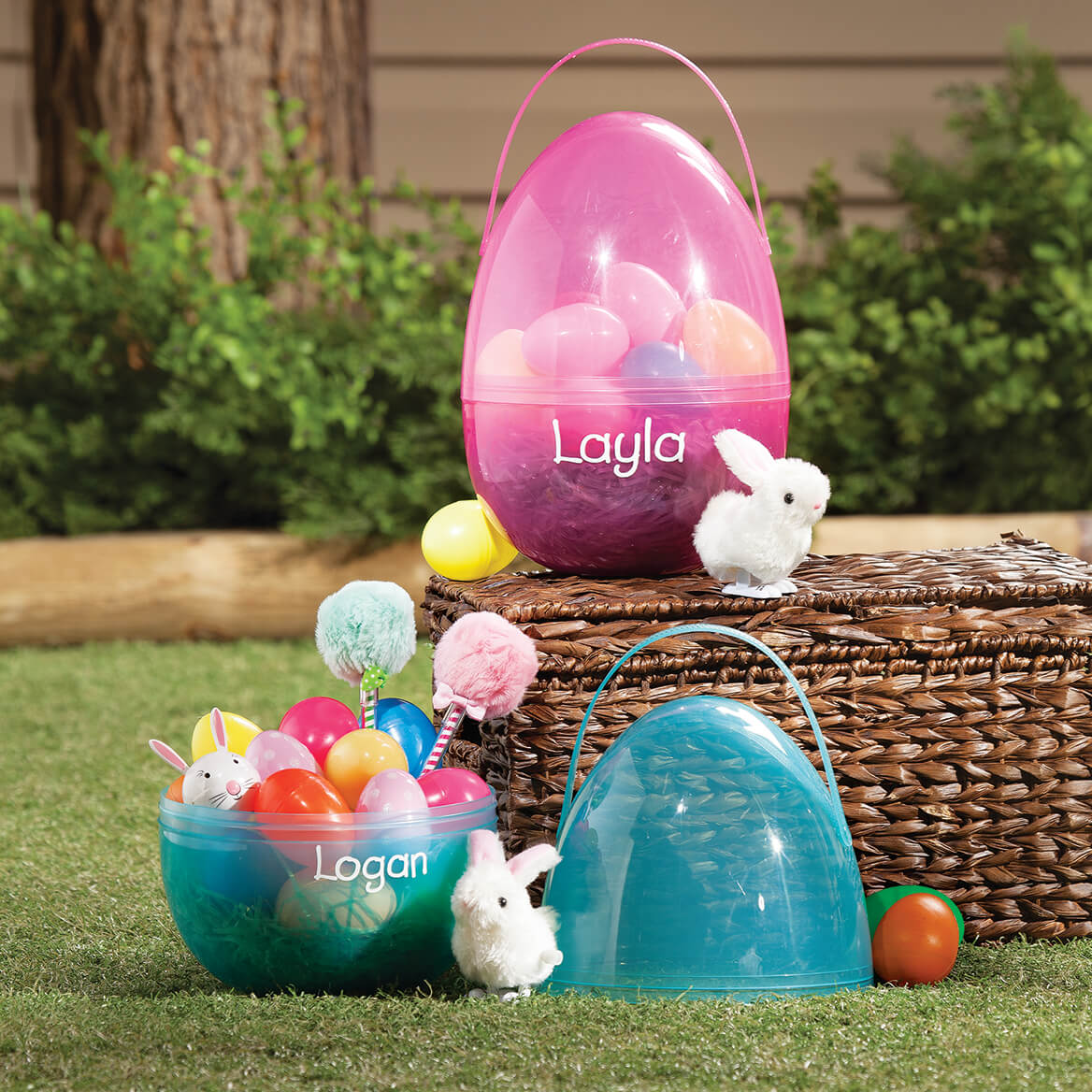Personalized Giant Fillable Easter Egg-365861