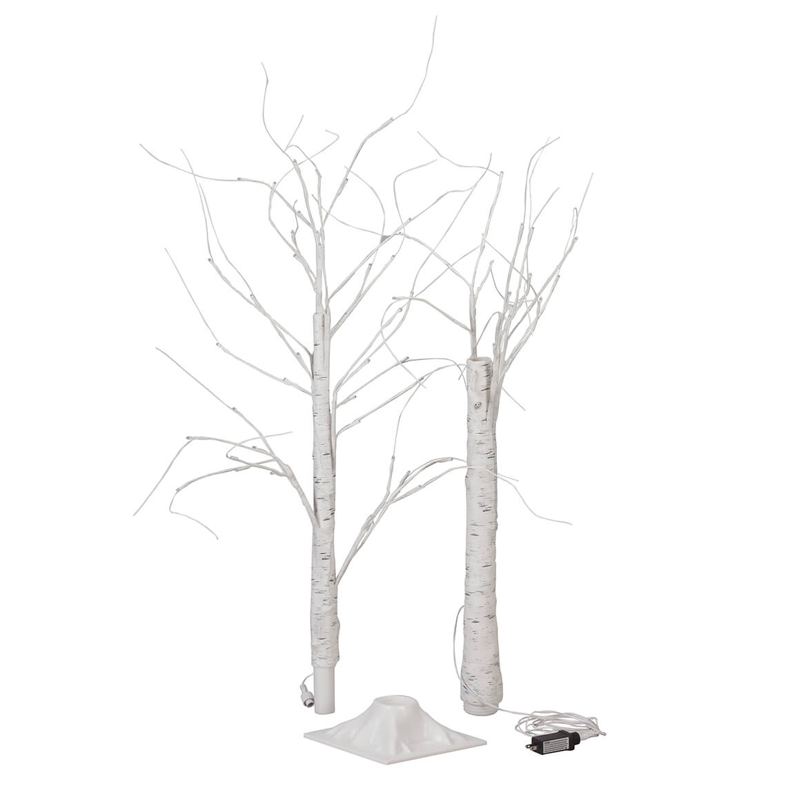 6' Lighted Birch Tree-365955