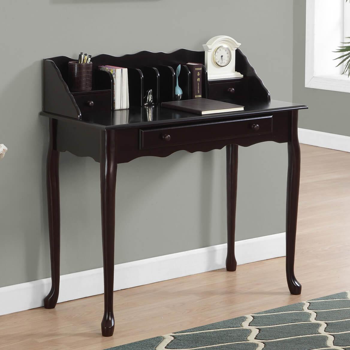traditional style secretary desk - HD1168×1168
