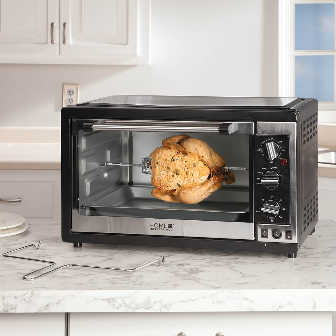 Multi - Use Convection Oven by Home Market Place-366328