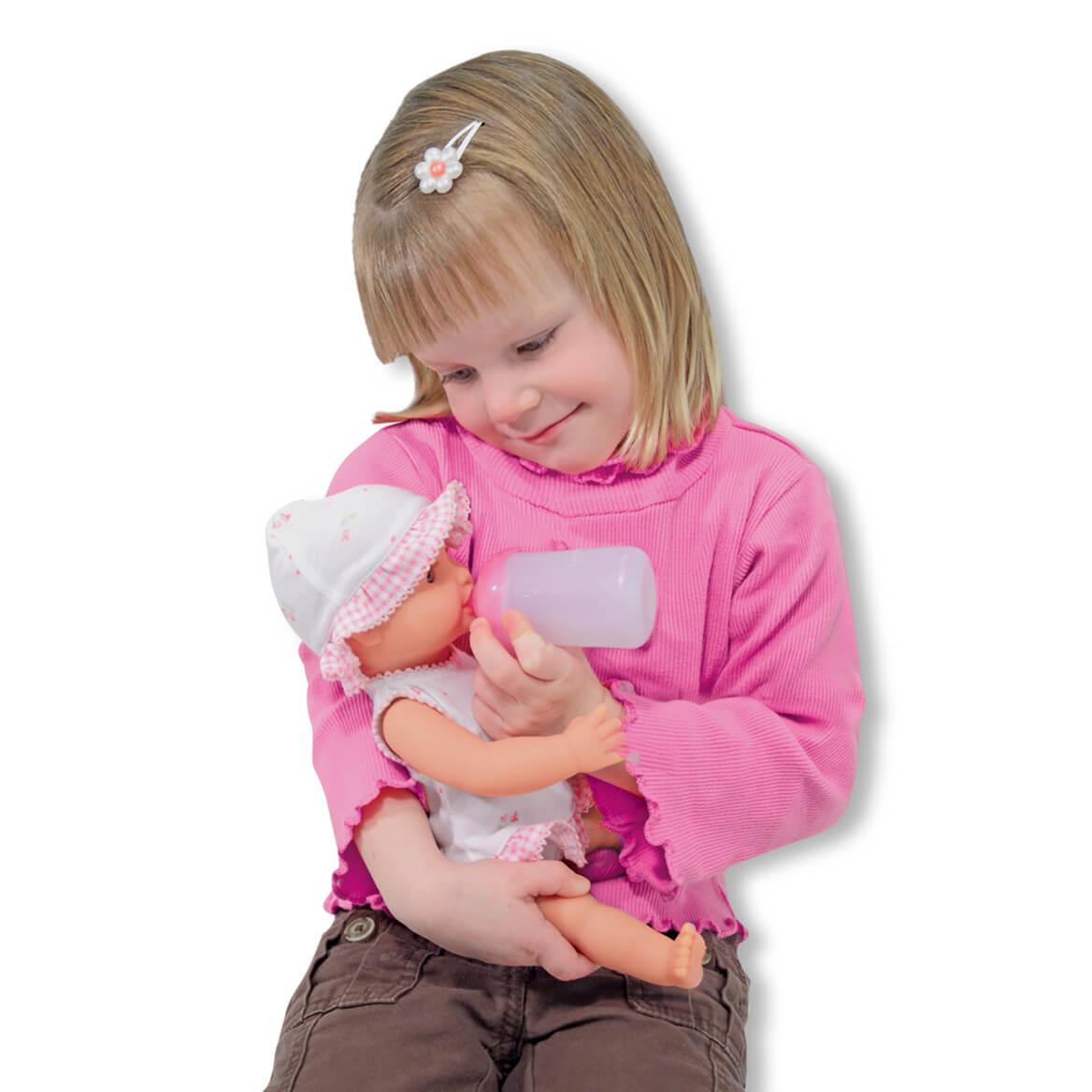 Melissa & Doug® Annie Drink & Wet Doll-366391
