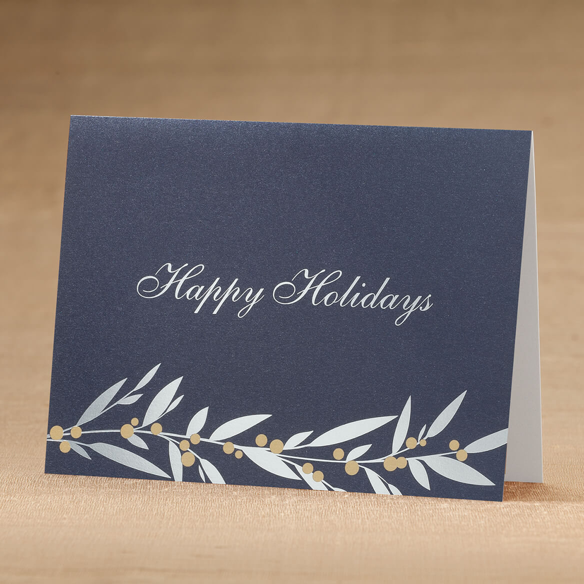 Holiday Berries Christmas Card Set of 18-366421