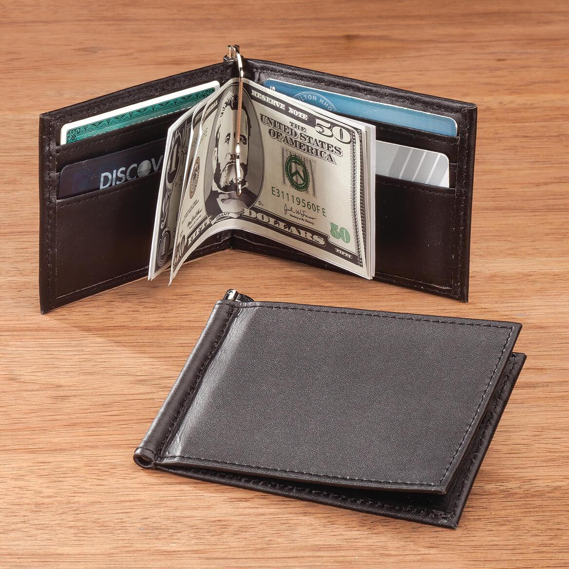 RFID Money Clip Wallet-366707