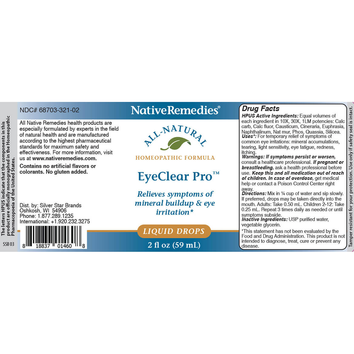NativeRemedies® EyeClear Pro™-367189
