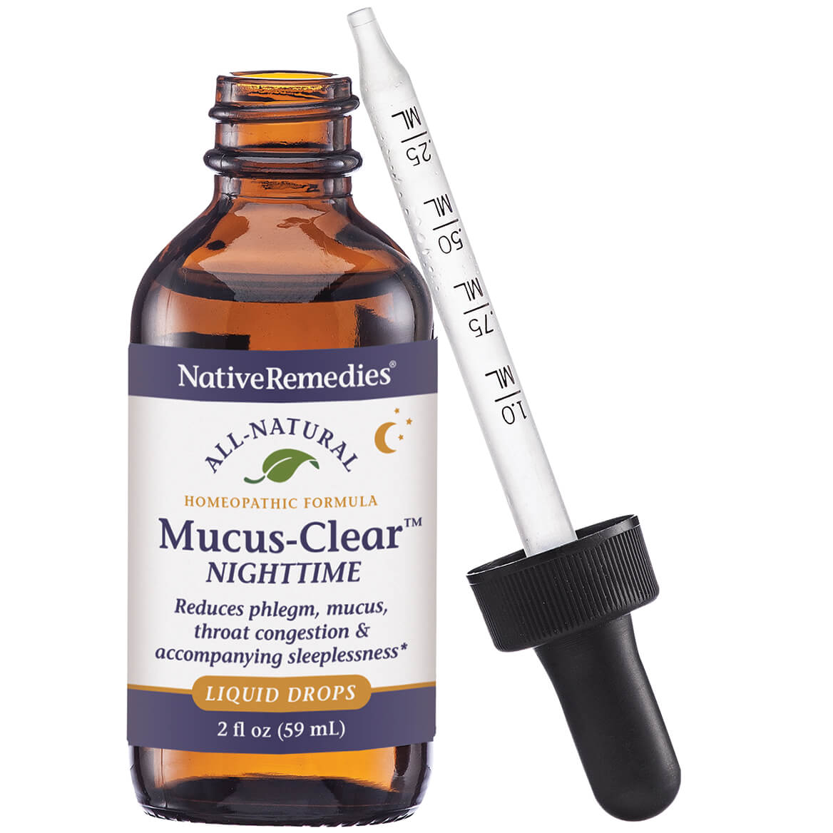 NativeRemedies® Mucus-Clear™ Nighttime-367338