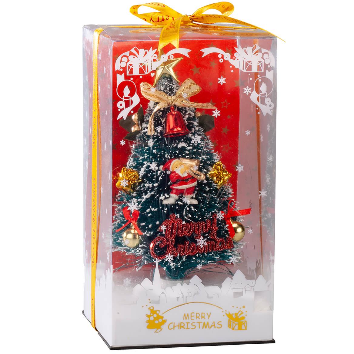 Mini Musical Fiber Optic Holiday Tree-367607