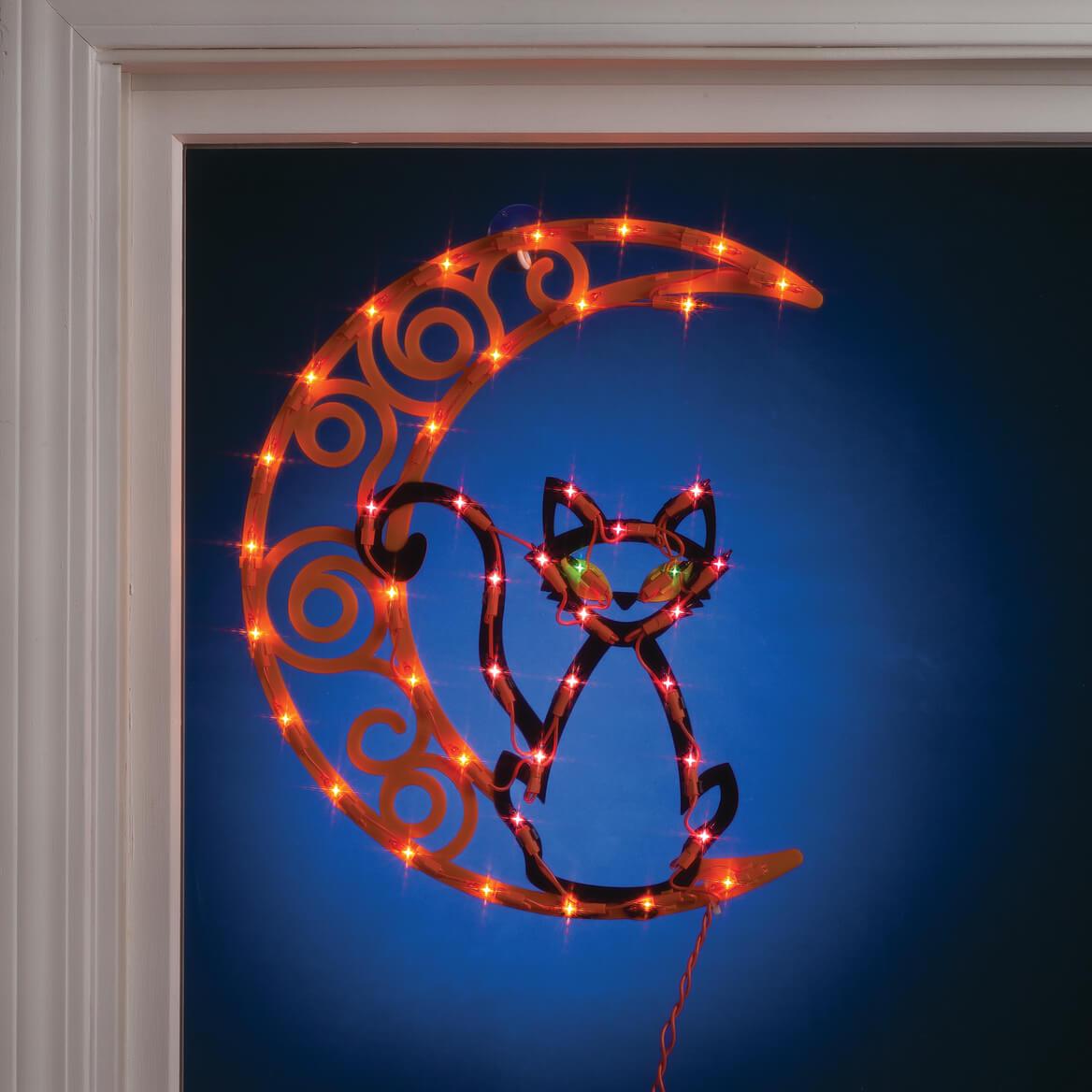 Black Cat & Moon Light-367617