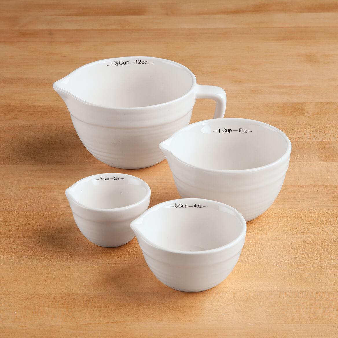 4 Piece Ceramic Measuring Cups-367623