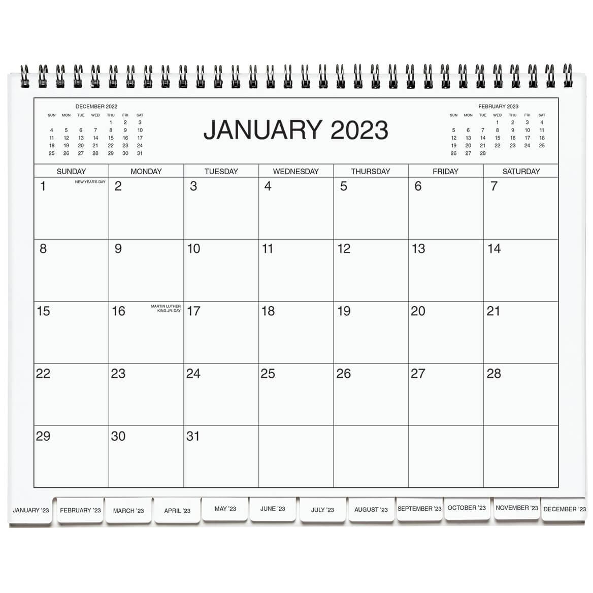 Three Year Calendar/Planner 2021-2023 - Miles Kimball