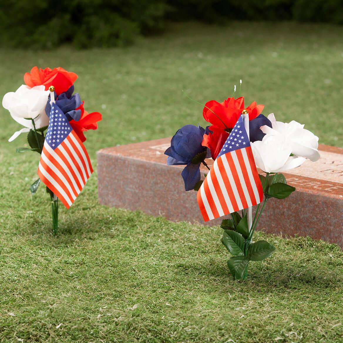 Veteran's Flag Display Case - Flag Display -Miles Kimball