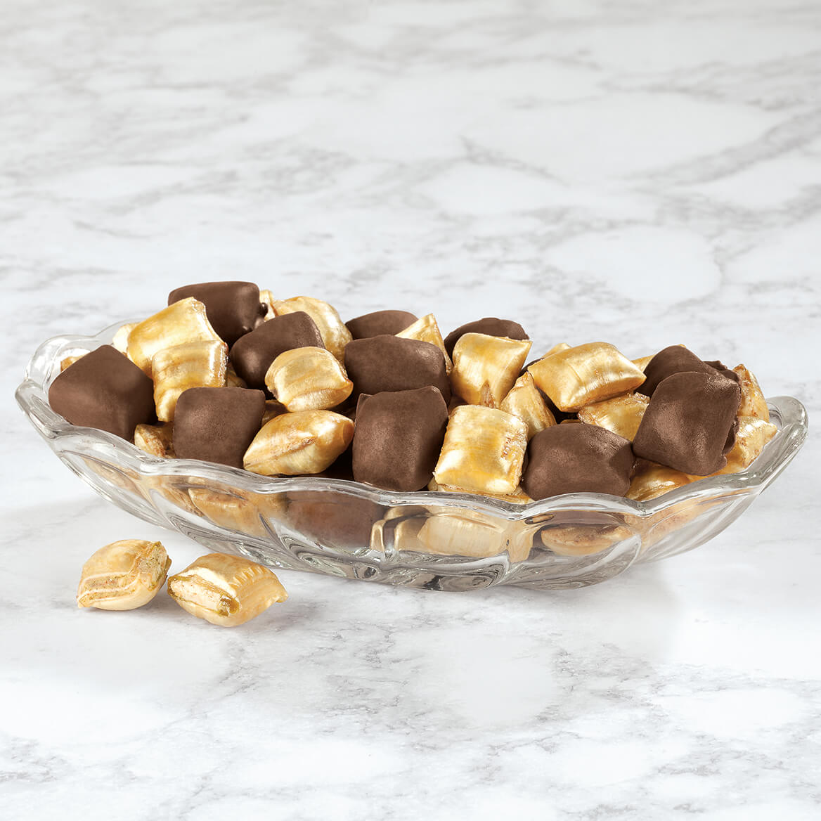 Chocolate Covered Peanut Butter Pillows, 10 oz.-368362