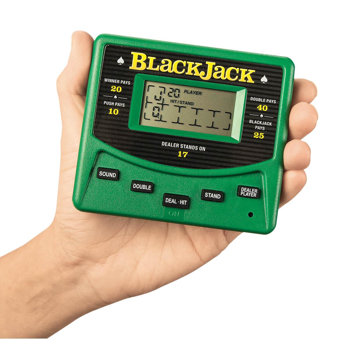 BlackJack Handheld Game-368509