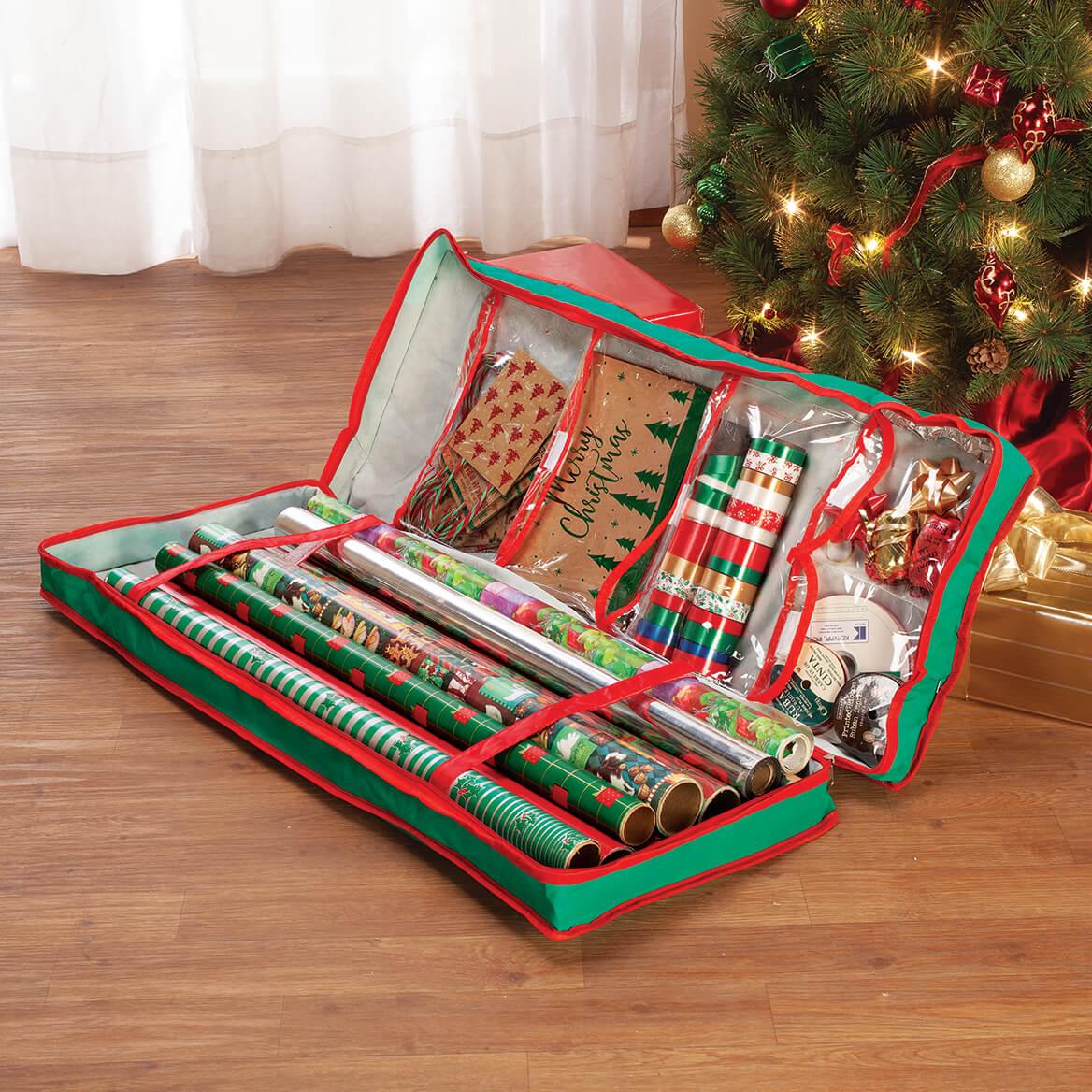 Gift Wrap Organizer Bag-368693