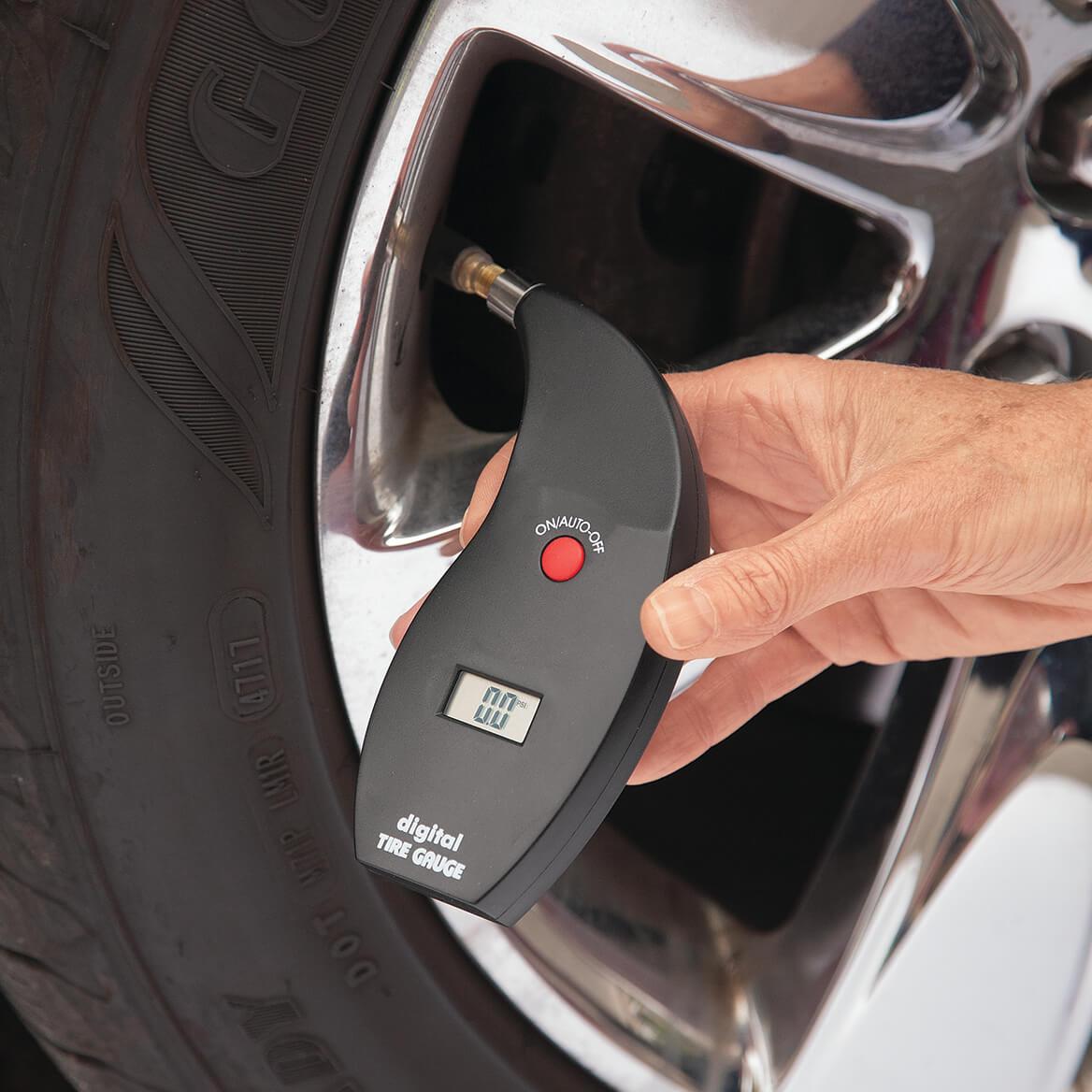 Talking Tire Gauge by LivingSURE™-368712